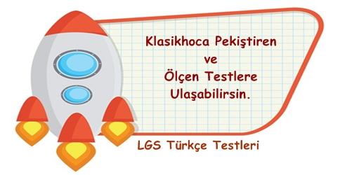 lgs yeni nesil türkçe soru örnekleri