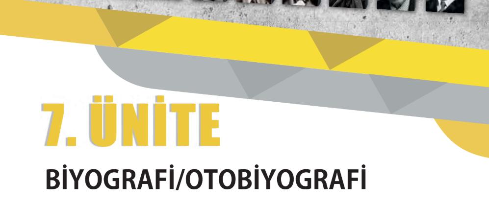 edebiyat ünite özetleri pdf 9.sınıf 7.ünite biyografi otobiyografi
