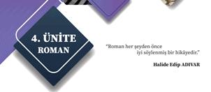 4.ünite roman ünitesi konu anlatımı pdf ders notu özet