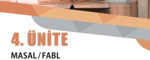 9.sınıf edebiyat ünite özetleri 4. ünite masal fabl