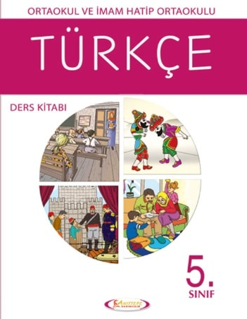 5.Sınıf Türkçe Ders Kitabı PDF 2020 - 2021 5.Sınıf Türkçe Ders Kitabı İndir