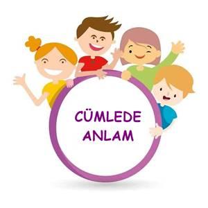 5.Sınıf Cümlede Anlam Konu Anlatımı PDF – 5.Sınıf Türkçe Konuları PDF