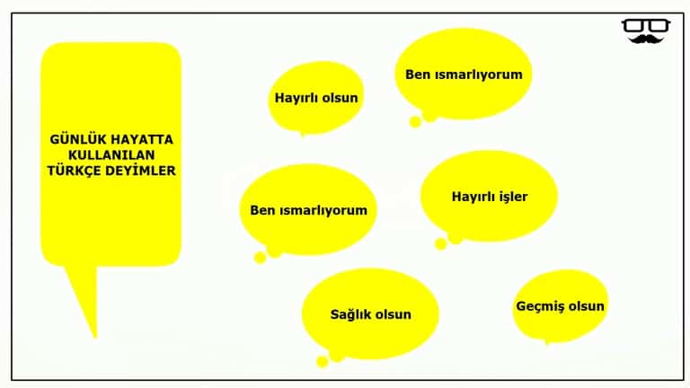 Turkish Idioms: Turkish Idioms Commonly Used in Daily Life