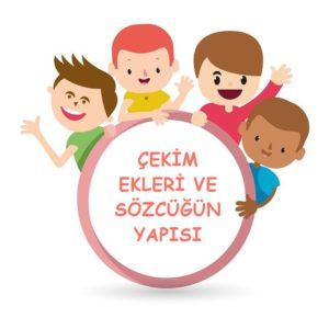 6.Sınıf Çekim Ekleri Konu Anlatımı PDF – 6.Sınıf Türkçe Konuları PDF